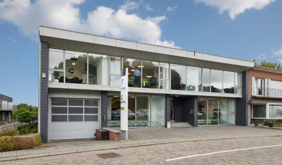 Nieuwe vestiging Conversal in Roosdaal